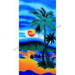 Начинаем пляжный сезон с акции: -14% на пляжные полотенца!