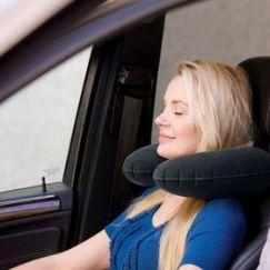 Сезон путешествий открыт! Возьмите дорожную подушку с собой!